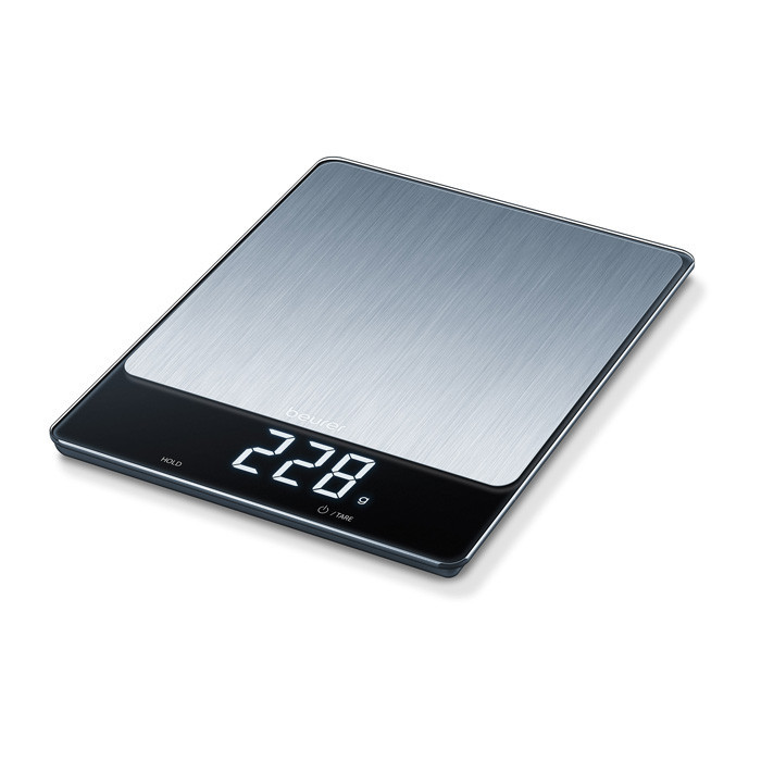 Кухонні ваги Beurer KS 34 stainless steel