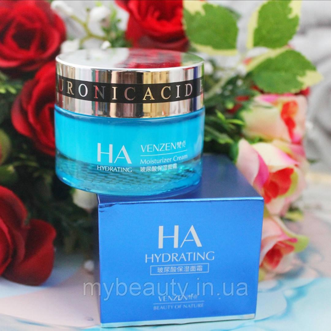Увлажняющий крем Venzen HA Hyaluronic Acid Cream с гиалуроновой кислотой 50 g