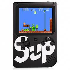✸Игровая приставка Game Box sup 400 игр в 1 Black портативная консоль для игр денди