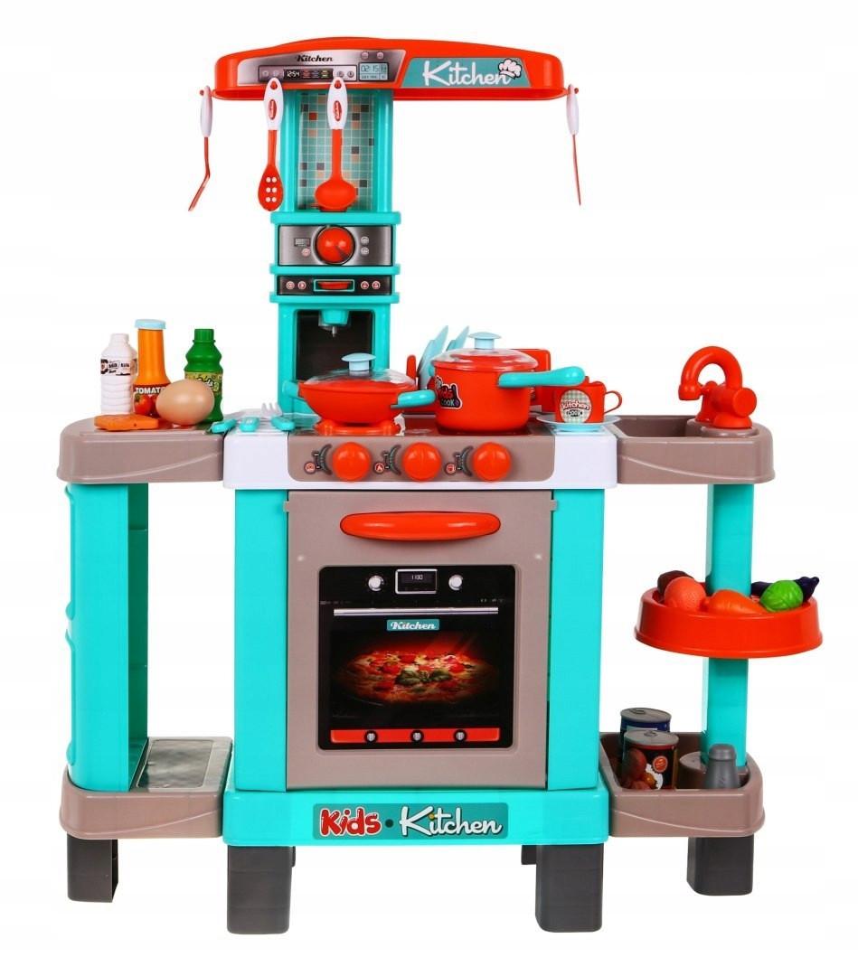 Большая интерактивная кухня Kids Chef с аксессуарами 008-938А