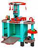 Большая интерактивная кухня Kids Chef с аксессуарами 008-938А, фото 3