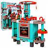Большая интерактивная кухня Kids Chef с аксессуарами 008-938А, фото 4