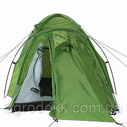 Двухместная двухслойная палатка Treker MAT-136