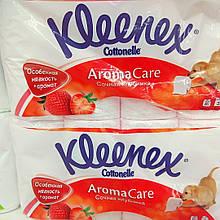 Туалетная бумага Kleenex 3 шара