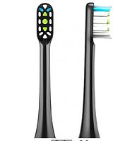 Насадка для зубной щетки Xiaomi SOOCAS X3 Black (2 шт)