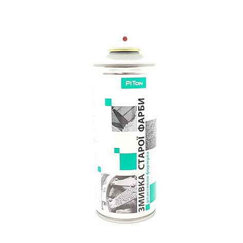 Смывка старой краски PiTon аэрозоль 400мл, фото 2