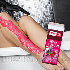 Цукрова паста у картриджі Velvet JUICY (ДЛЯ ЖОРСТКИХ ВОЛОССЯ) 150 грам, фото 3