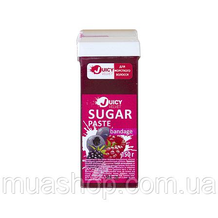 Сахарная паста в картридже Velvet JUICY (ДЛЯ ЖЕСТКИХ ВОЛОС) 150 грамм, фото 2