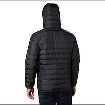 Мужская зимняя куртка (пуховик) COLUMBIA LAKE 22 DOWN HOODED  (WO0950 010), фото 2