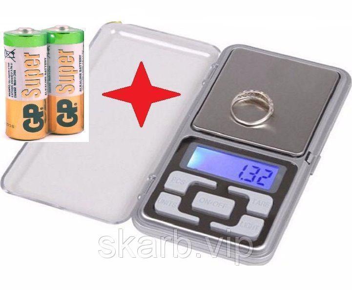 Весы ювелирные весы Карманные электронные TyT