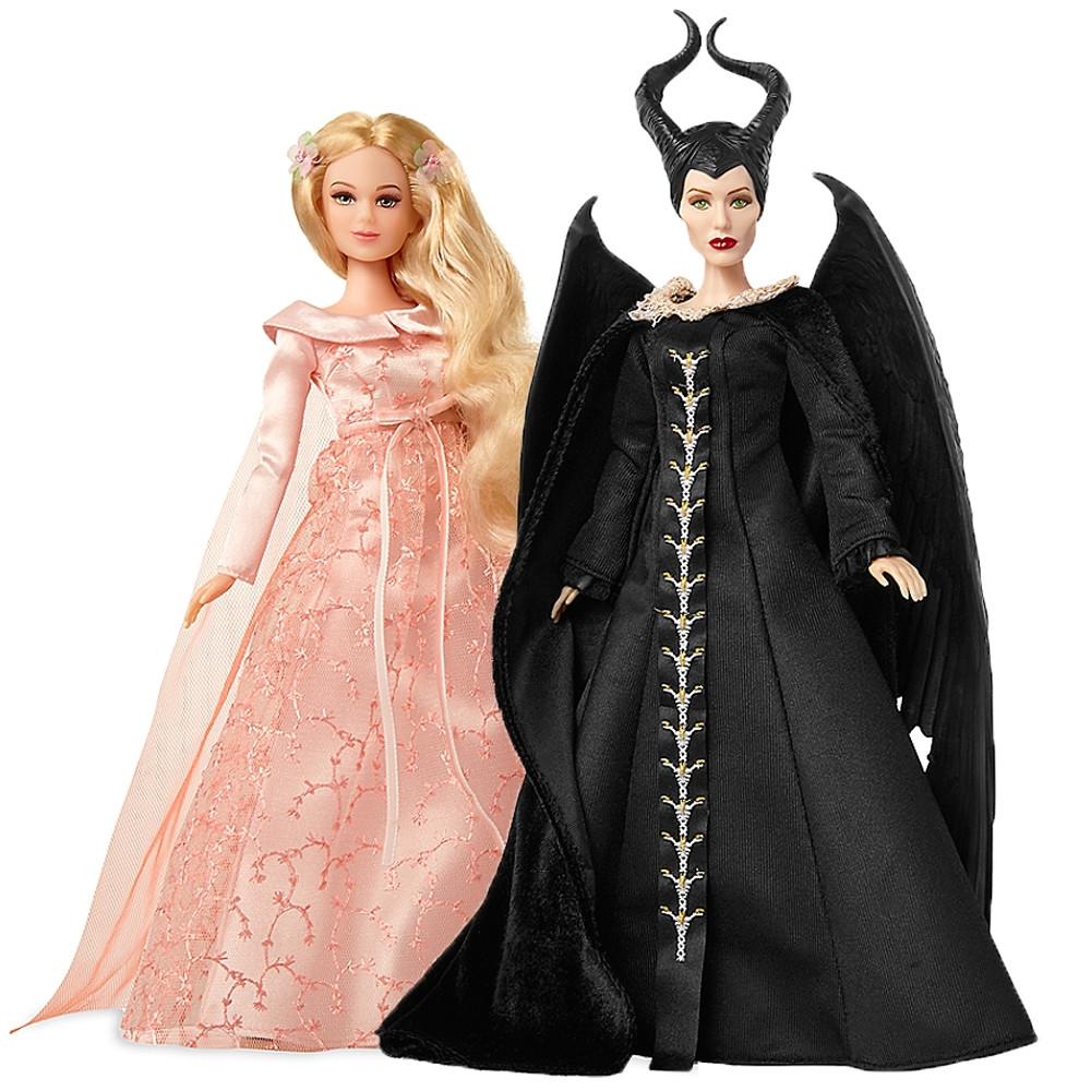 Набор кукол Малефисента и Аврора - Maleficent and Aurora Mistress of Evil 210024