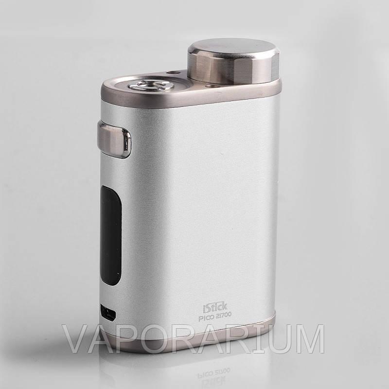 Eleaf Pico 21700 Mod 100W Silver ( с аккумулятором)