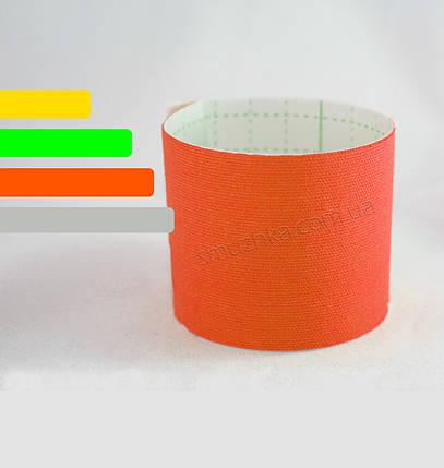 Тейп для фиксации сенсора Фристайл Либре оранжевый, фото 2