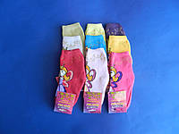 """АКЦИЯ! Носки (1-3 года) махровые """"Biedronka"""" для девочек  УКРАИНА"""
