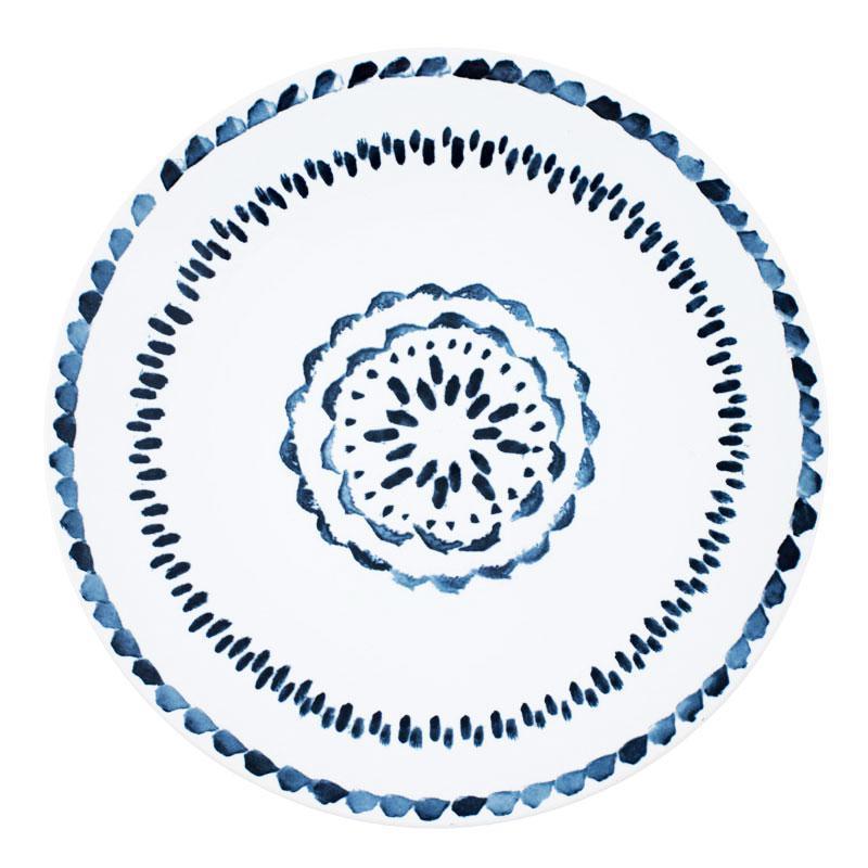 Набор обеденных тарелок Франция Bastide Hermosa 27 см, 6 шт