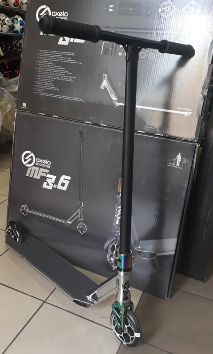Самокат трюковий Oxelo Scooters MF3.6 2019 для екстремального катання