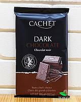 Шоколад Cachet черный 54%, 300 г, фото 1