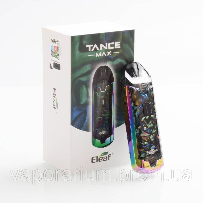 Eleaf Tance Max Pod Kit 1100 Mah 4 ml Seashell