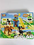 Детский конструктор JDLT 5409 Динозавры, фото 5