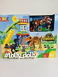 Детский конструктор JDLT 5409 Динозавры, фото 4