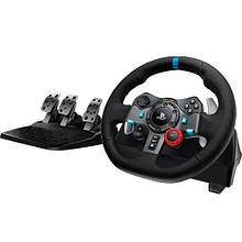Руль Logitech G29 Driving Force PC/PS3/PS4 Black (941-000112)