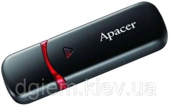 Флеш-память 32Гб USB Apacer AH333 Black