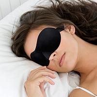 Повязка для сна плотная