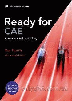 Ready for CAE New Edition Student's Book with Answer Key Pack