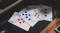 Карти гральні | Paper Kings Playing Cards Standard Edition by TCC, фото 2