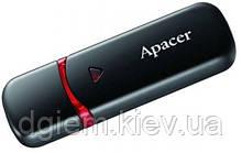 Флеш-память 64Гб USB Apacer AH333 Black