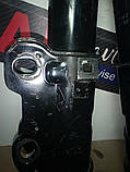 Амортизатор передний Мерседес Спринтер 06-19 Фольксваген Крафтер 06-19 Sprinter Crafter, фото 3