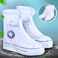 Dry Steppers - многоразовые пластиковые чехлы для обуви, фото 1
