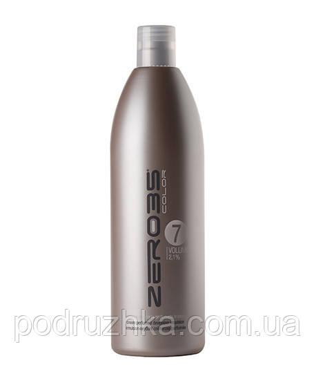 Крем-оксидант эмульсионный Emmebi Zer035Color Emulsione ossidante profumatal (2,1%), 150 мл