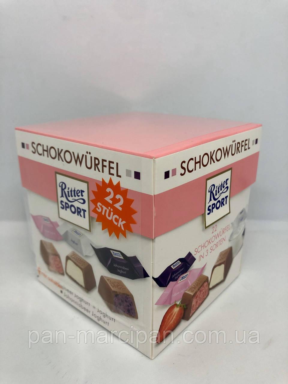 Шоколад Ritter Sport 22 шт 176г