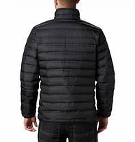 Мужская зимняя куртка (пуховик) COLUMBIA LAKE 22 DOWN   (WO0951 010), фото 3