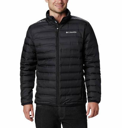 Мужская зимняя куртка (пуховик) COLUMBIA LAKE 22 DOWN   (WO0951 010), фото 2