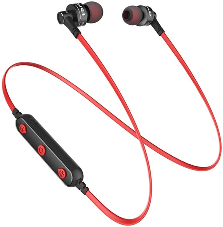 Навушники Awei B990 BL Red
