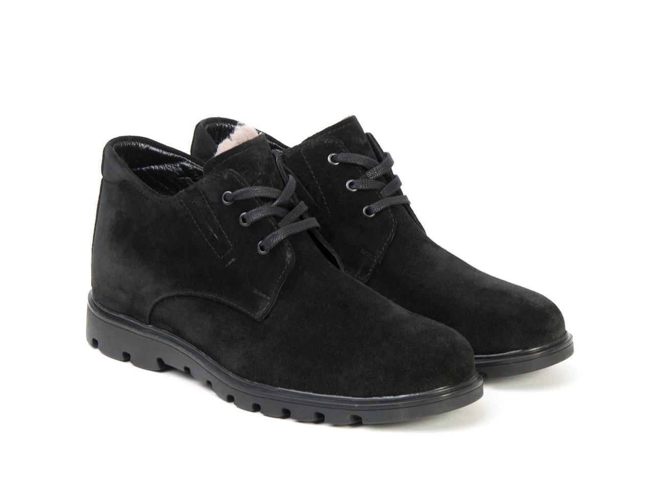 Ботинки Etor 11863-07131 43 черные