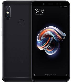 XIAOMI Redmi Note 5 4/64GB Black