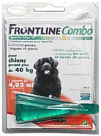 Merial Фронтлайн Комбо  XL капли для собак от 40 кг 1 пипетка