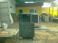 Твердотопливные пиролизные котлы утилизаторы, Котельное оборудование