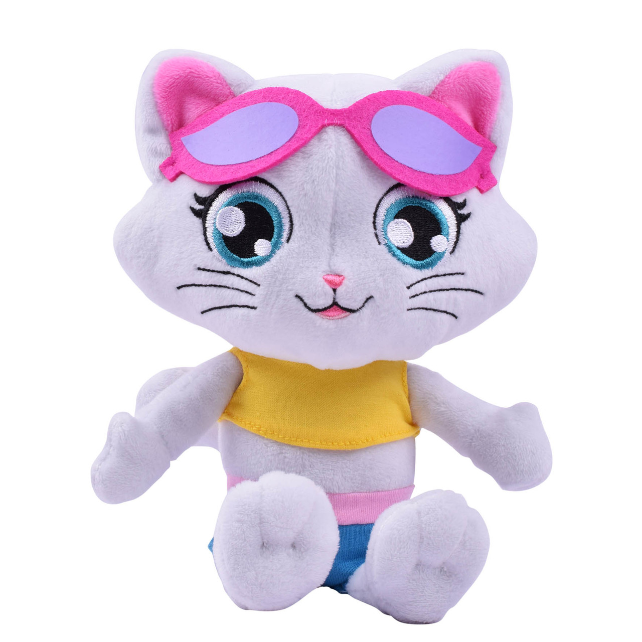 """Мягкая игрушка """"44 CATS"""" Миледи с музыкой 20 см"""