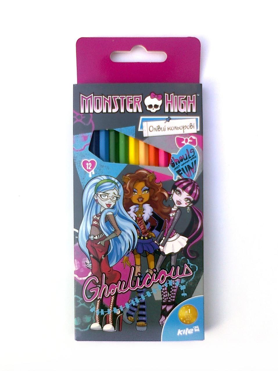 Цветные карандаши МH15-051К