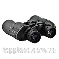 Бинокль Landview с чехлом 20 х 50 Черный (LS101005368)