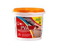 Клей строительный универсальный PVA Nano farb 1.0 кг