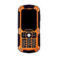 Sigma mobile X-treme IT67M Single Sim Black-Orange (4827798828328)