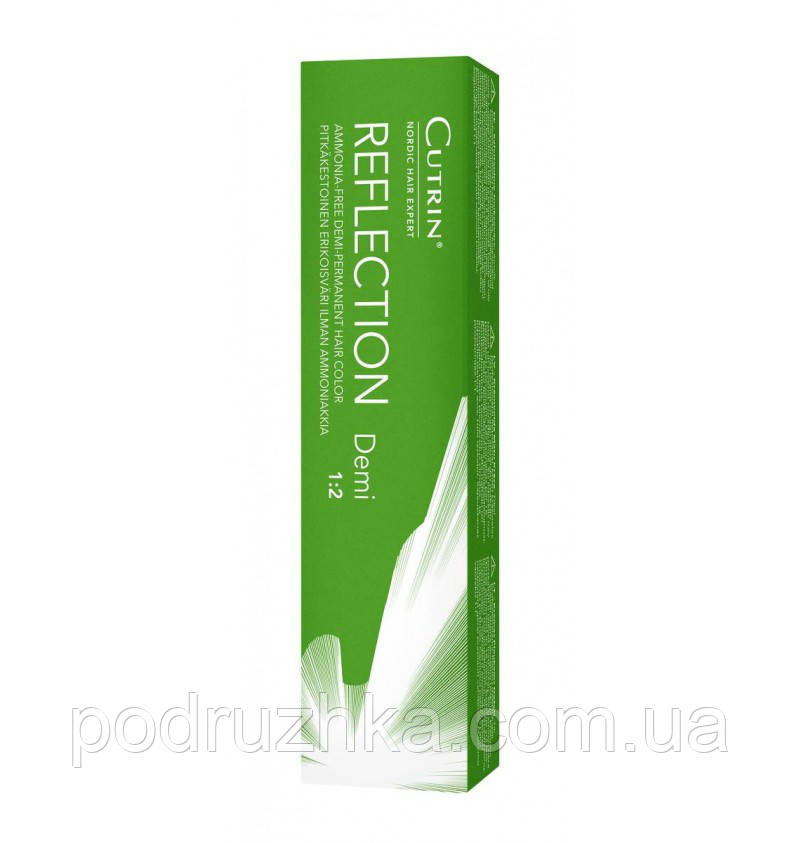 Безаммиачная крем-краска Cutrin Reflection Demi Permanent Hair Color