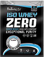 ПРОБНИК Iso Whey Zero BioTech (25 гр.)