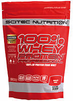 100% Whey Protein Professional Scitec Nutrition (500 гр.)