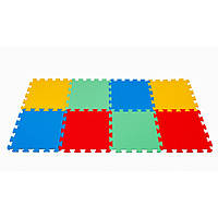 Детский коврик-пазл Maly neposeda 8 элементов 8 мм (8594172230843)